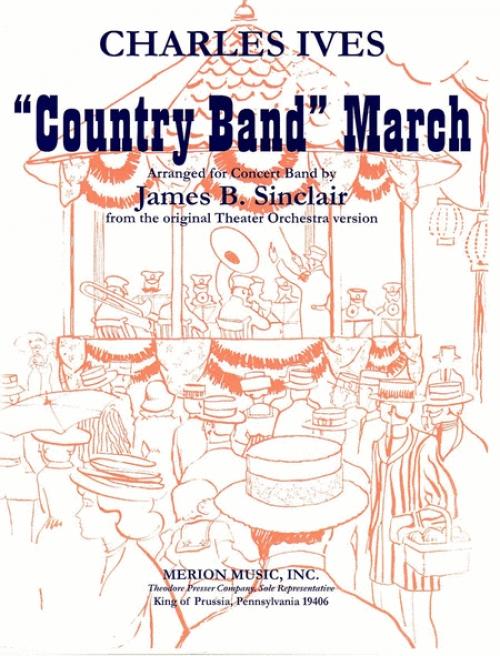 カントリー・バンド」行進曲(チャールズ・アイヴズ)【Country Band ...