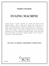 Fuging Machine  (木管三重奏+ピアノ)【Fuging Machine】