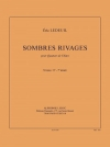 Sombres Rivages(エリック・ルドゥイユ)  (フルート四重奏)