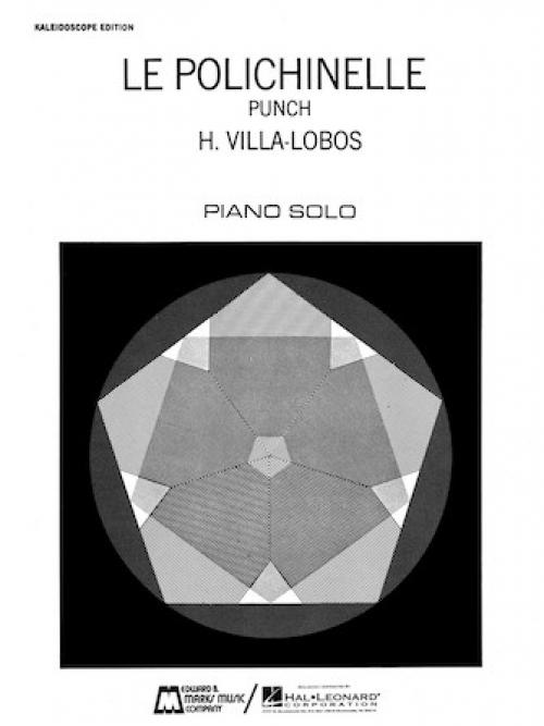Le Polichinelle(エイトル・ヴィラ=ロボス)(ピアノ) - 吹奏楽の ...